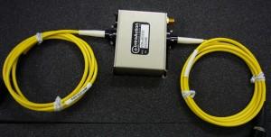 FCM-40E5C ファイバーピッグテイルAOM
